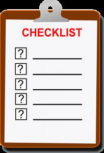 Bild Checkliste Prepaidtarife